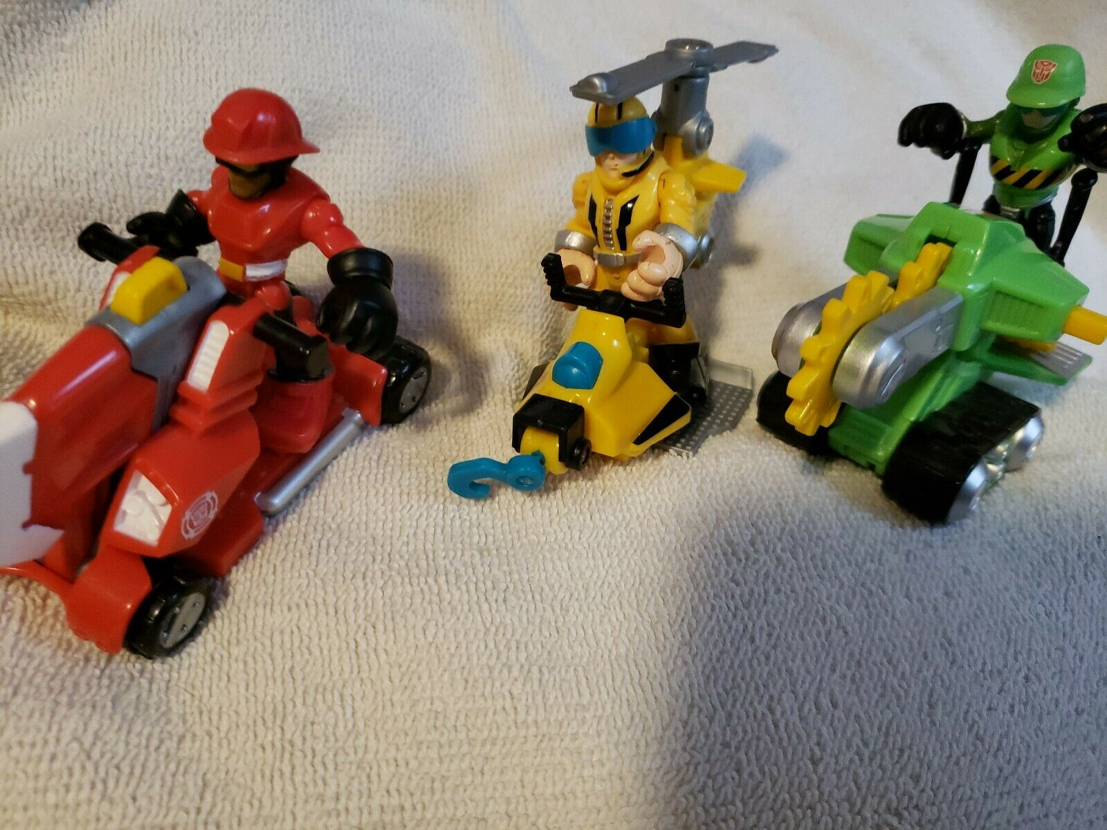 Transformer Rescue Bots Coby Burns, Human People..Action Figures