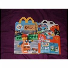 U.K McDonalds happy meal lego 2014 empty box (used)