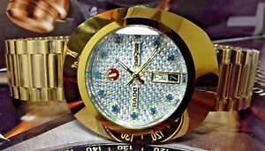 Vintage-Original-Rare-Genuine-Authentic-Rado-Diastar-Automatic-Men-039-s-Wrist-Watch