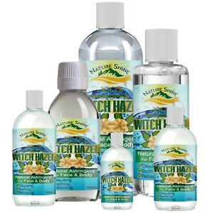 Nature-Shine-Witch-Hazel-Distilled-Herbal-Face-Skin-Blemish-Toner-Astringent