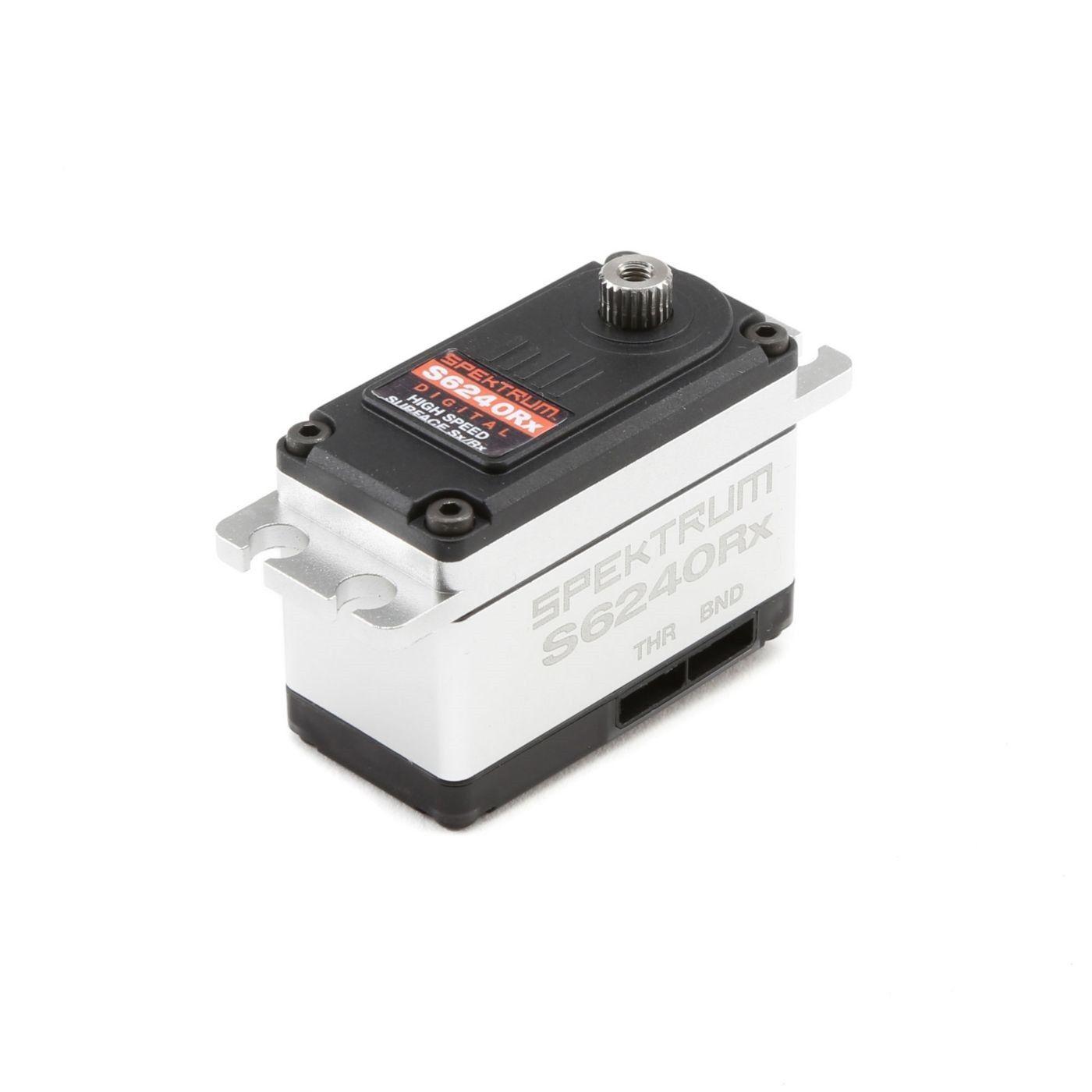 Spektrum S6240RX High Speed Digital Servo with DSMR Receiver - SPMSS6240RX
