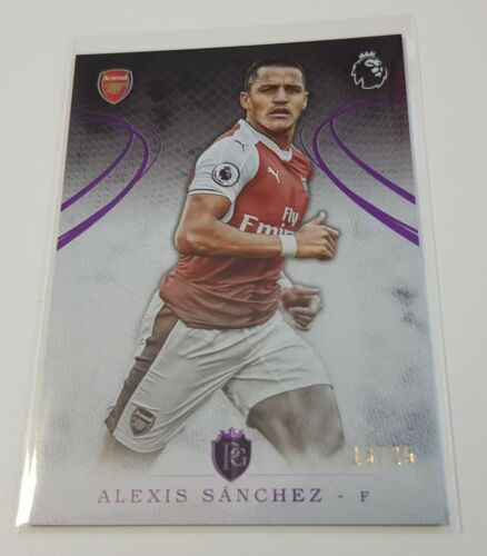 PURPLE Base Parallels #//25 2016 Topps Premier Gold - Choose your cards