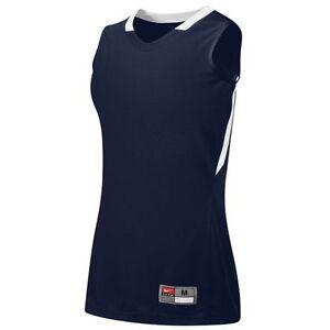 Nike womens dri fit condition basketball jersey shirt save for Womens golf shirts xxl