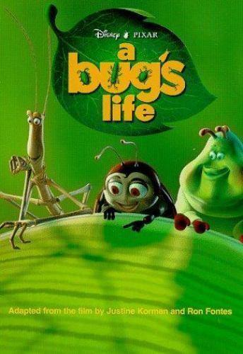 Disney S Junior Novel Ser A Bug S Life 1998 Trade Paperback For Sale Online Ebay
