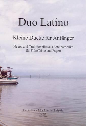 03502 Noten für Anfänger Duo Latino Flöte//Oboe Fagott