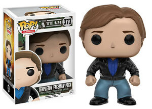 "THE A-TEAM TEMPLETON PECK (FACE) 3.75"" POP TV VINYL FIGURE FUNKO BRAND NEW 373"