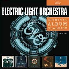 Original Album Classics by Electric Light Orchestra (CD, Oct-2010, 5 Discs,...