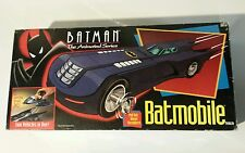 Batman The Animated Series Batmobile With Box BTAS