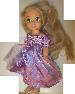 Rapunzel Raperonzolo My First Princess Animators Doll Bambola Disney Spes Gratis Calcolo Attento E Bilancio Rigoroso