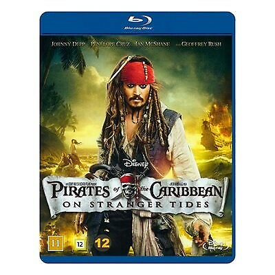 PIRATES OF THE CARIBBEAN 4, Blu-ray, action, Stand: Som…