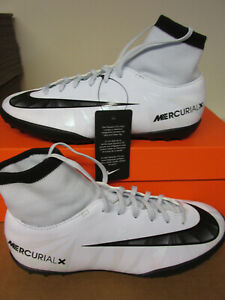 brand new 18f29 68b42 Details about nike JR mercurialx victory VI CR7 DF TF football boots 903601  401 CLEARANCE