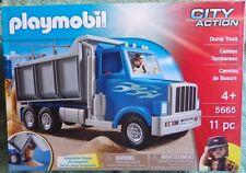 PLAYMOBIL 5665 CITY ACTION le camion de chantier (version américaine)