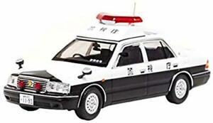 HIKO sept RAI'S 1/43 Toyota Crown GS151Z 2000 Tokyo Metropolitan police