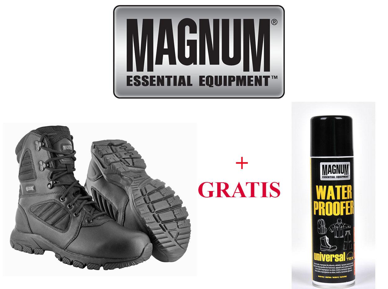 Magnum Hi-Tec Cuero Lynx 8.0 Botas Ejército Ranger Zapatos seguridad zapatos