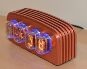 IN-12-Nixie-Clock-Kit-with-Various-Case-Options