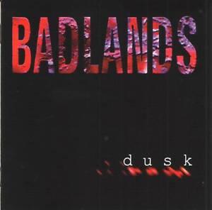 BADLANDS-DUSK-1999-US-Hard-Blues-Rock-RARE-CD-Jewel-Case-FREE-GIFT