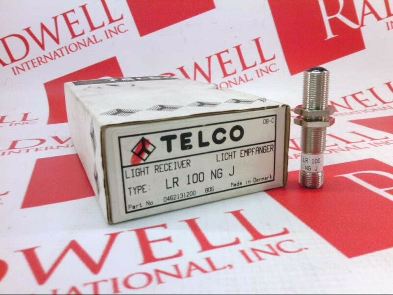 TELCO LR-100-NG-J   LR100NGJ (NEW IN BOX)