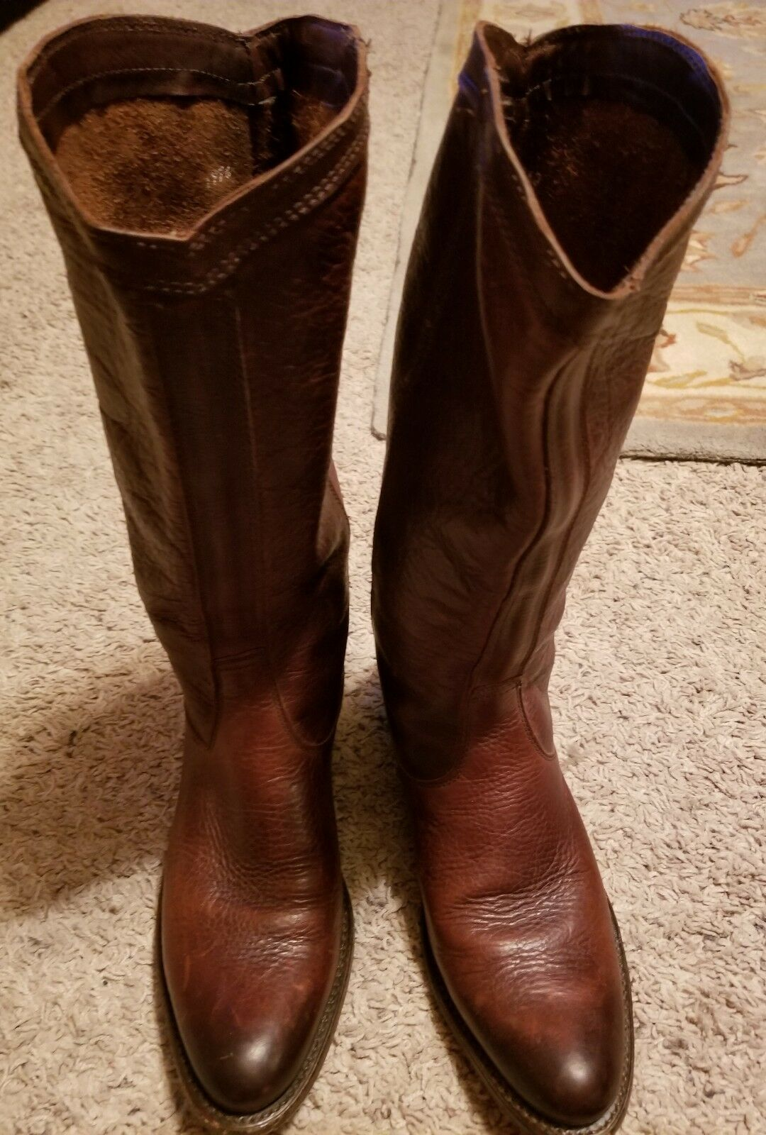 Frye Leather Brown  size 7.5