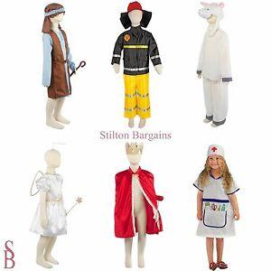 Halloween Nativity Birthday Children/'s Fancy Dress Outfits BNIP Superhero