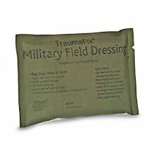 TraumaFix Military Field Dressing - Designed for Major Trauma Wounds 10x19cm
