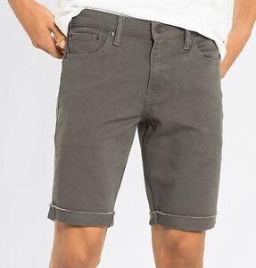 Levi/'s 511 Men/'s Slim Fit Stretch CutOff Denim Shorts Harvest Gold 365550301