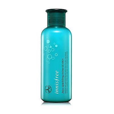[Innisfree] Jeju sparkling mineral skin 200ml