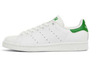 62652a499f96f ADIDAS STAN SMITH SHOES WOMEN S STYLE B24105 COLOR WHITE GREEN