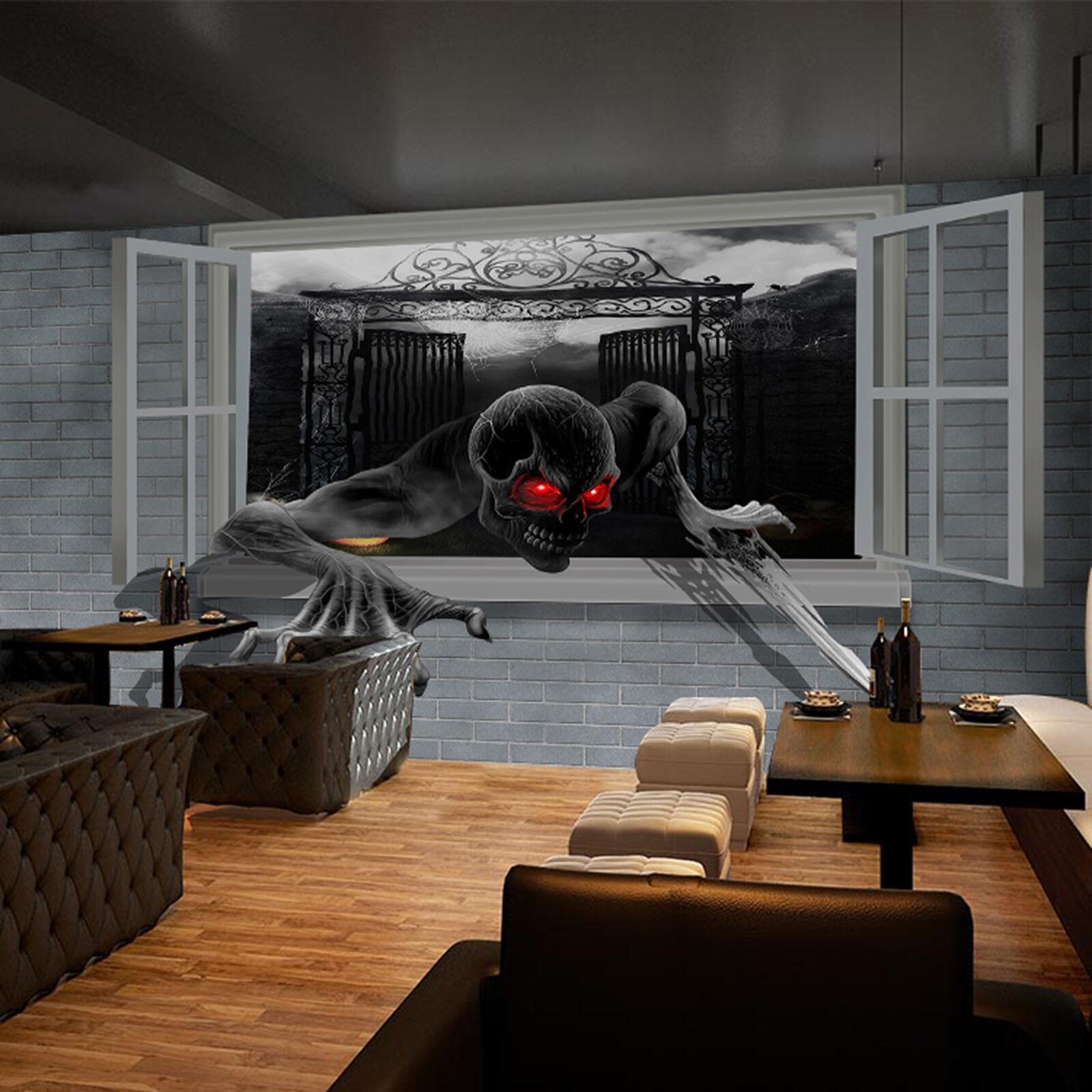 3D Der Teufel 433 Fototapeten Wandbild Fototapete Bild Tapete Familie Kinder DE