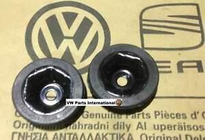 af6b85ca85a VW Golf MK2 MK3 GTI VR6 G60 Top Mount Top Cap Secure Strut 2x ...