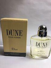 DUNE by Christian Dior 1.7 oz / 50 ml EDT Spray Men NEW IN BOX