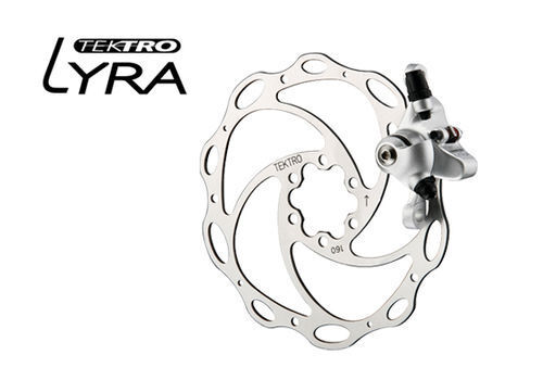 Tektro Lyra disc système de frein-arrière//160mm