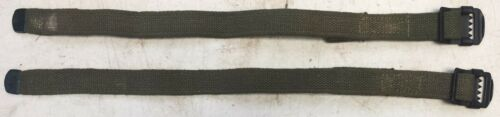 Ford GPW A3110 Top Bow Hold Down Strap Set Jeep NOS Willys MB
