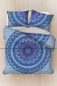 Indian-star-cotton-mandala-duvet-cover-quilt-comforter-cover-home-bedding-set