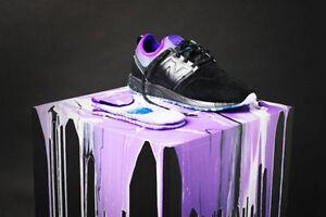 Black/Purple w/ socks! MRL247ST Mens | eBay
