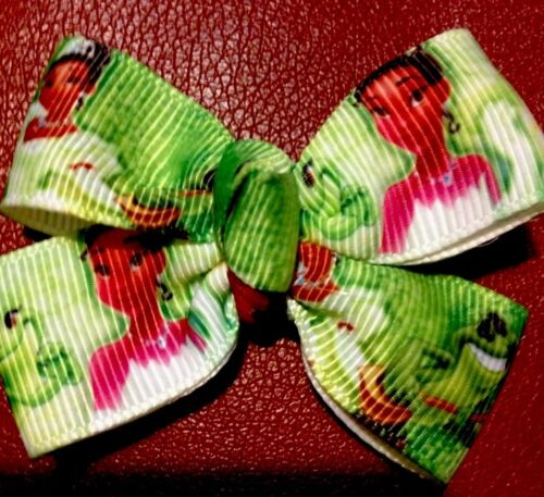 The Princess And The Frog Baby Magic Hairbows Non Slip Clips 2 Inches