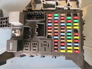 Jaguar type fuse box layout wiring diagrams u