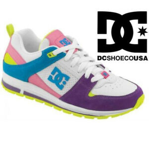 DC SHOES WOMEN'S A-260 skate trainers