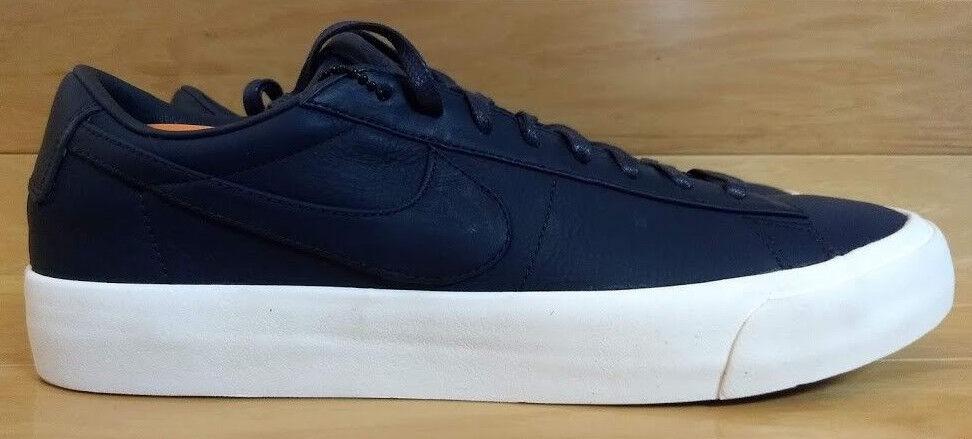 Nike Blazer Studio Low Size 10.5 Obsidian Sail bluee White 904804-400