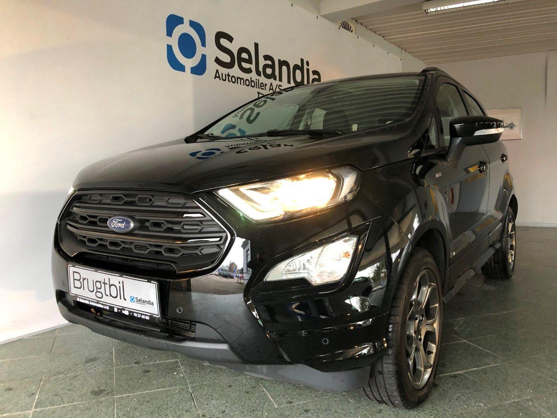 Ford EcoSport 1,0 SCTi 140 ST-Line 5d - 219.800 kr.