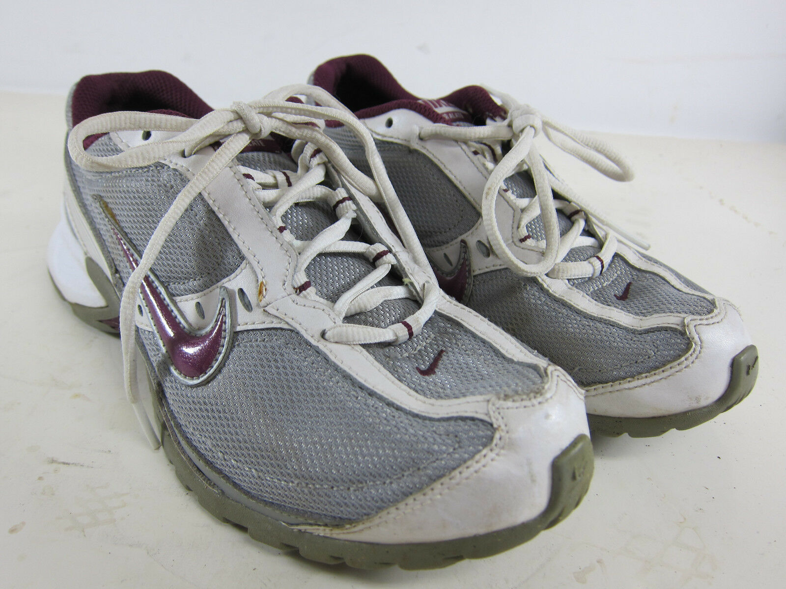 nike air alate femme taille cours 8 Violet Argent cours taille formation chaussure est 333763-051 52d1e4