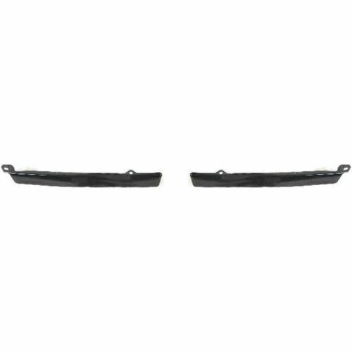 New Set of 2 Front Left & Right Side Bumper Filler Retainer For Toyota Tacoma