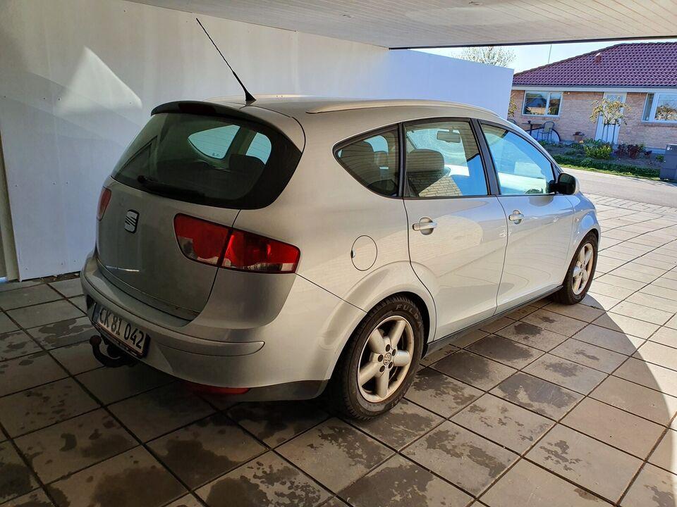 Seat Altea XL, 2,0 TDi 140 Stylance, Diesel