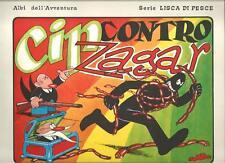 Jacovitti : Cip contro Zagar - Serie Lisca di Pesce - 1979 - perfetto