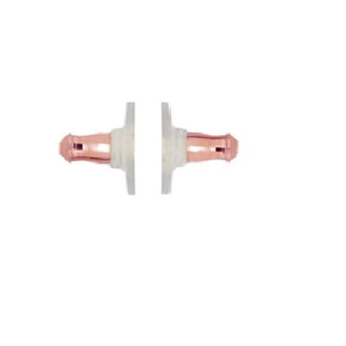 LuxLock World/'s most secure USA Patented Replacement Earring Back 14k Rose Gold