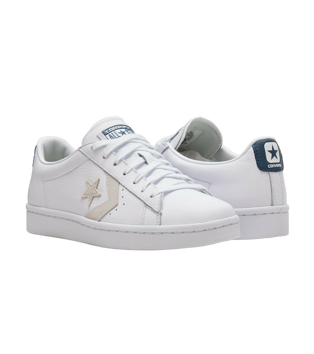 Converse PL 76 OX Mens schuhe (NEW) Weiß Leather LUNARLON INSOLES Free Shipping