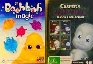 126-sealed-Boohbah-Magic-Dvd-ABC-Kids-Booh-Magic-R4-Rare-1-dvd