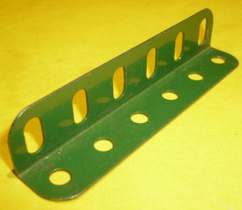 Meccano green 3 inch Angle Girder part 9c
