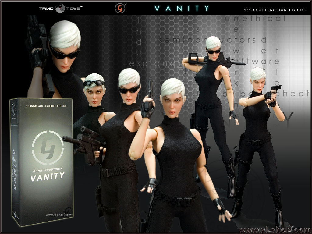 Vanity Gunn Industries Triad Toys 12