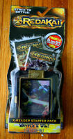 Redakai X-Reader Starter Pack Conquer the Kairu Blast 3D Cards