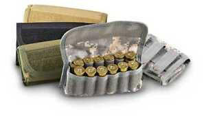 NEW-Military-Tactical-SHOTGUN-Ammo-Tactical-MOLLE-Pouch-COYOTE-DESERT-TAN